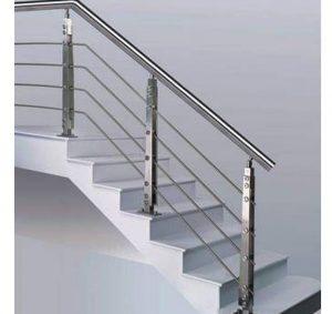 railling tangga Medan