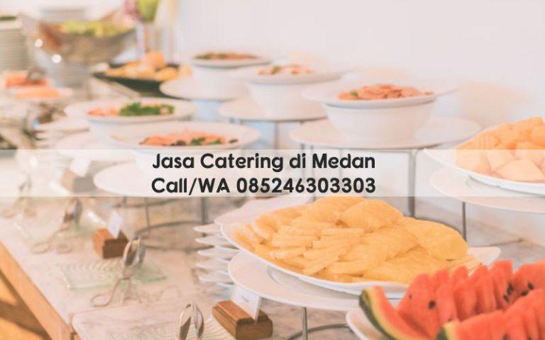 Jasa Catering di Medan – 085246303303