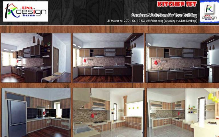 Kitchen Set Palembang – 082277008155