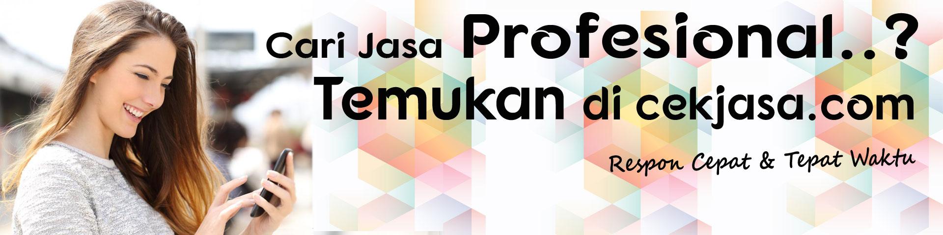 Cek Jasa