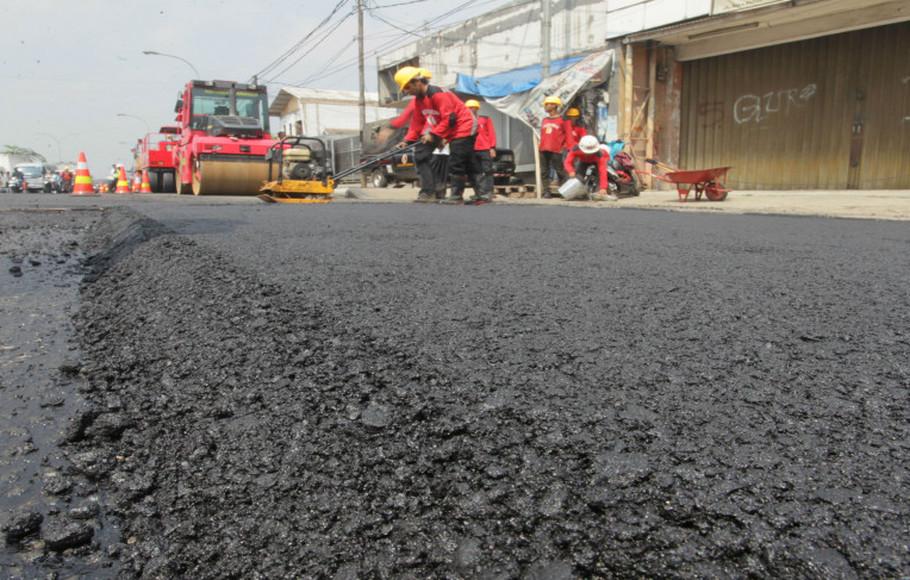 Jasa Pengaspalan Jalan di Pekanbaru