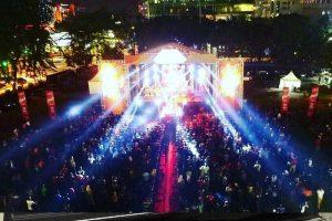 Jasa Rental Lighting di Medan