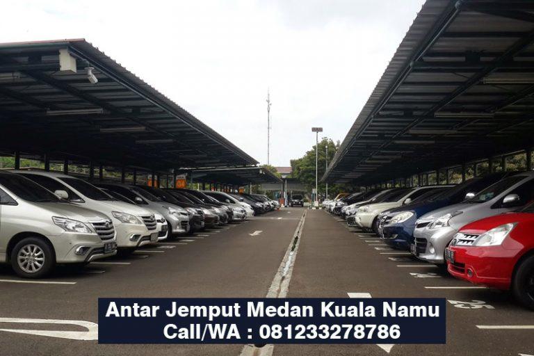 Jasa Antar Jemput Medan Kualanamu – 081233278786