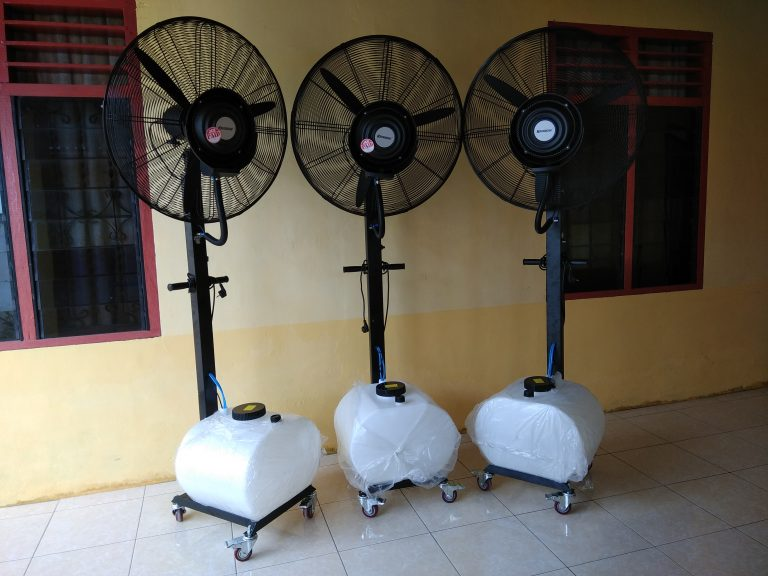 Sewa Kipas Angin Air di Samarinda