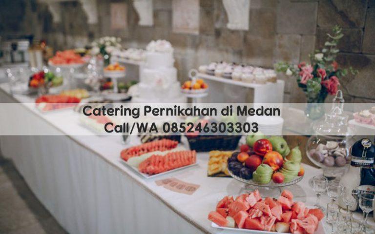 Catering Pernikahan di Medan – 085246303303
